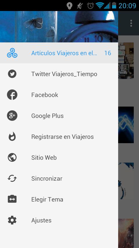 aplicacion-viajeros-en-el-tiempo-menu-app