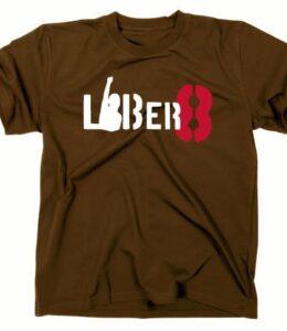 2-Continuum-T-Shirt-Liber8-Industries-sadtech-Rise-up-Marrn-marrn-TallaS-0