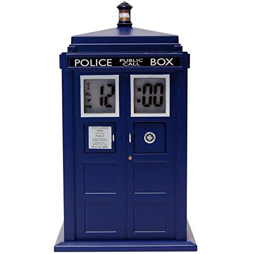 Zeon-Despertador-proyector-diseo-de-Tardis-de-Doctor-Who-0