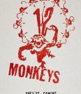 12-Monkeys-aktions-Reimpresin-de-40-x-30-cm-pelcula-Posters-0