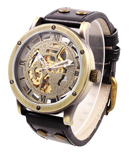 Hombre Regalos Originales Tienda Estilo Para Reloj Steampunk R35j4AL