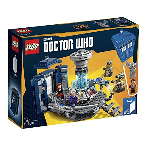 LEGO-Ideas-Doctor-Who-623piezas-juegos-de-construccin-Series-de-TV-Cualquier-gnero-Multi-0
