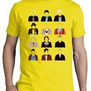 LaTostadora-Camiseta-Twelve-Doctors-Camiseta-hombre-clsica-calidad-premium-0