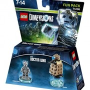 Lego-Dimensions-Doctor-Who-Cyberman-and-Dalek-Fun-Pack-Importacin-Inglesa-0-4