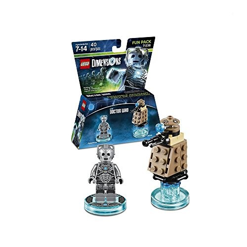 Lego-Dimensions-Doctor-Who-Cyberman-and-Dalek-Fun-Pack-Importacin-Inglesa-0