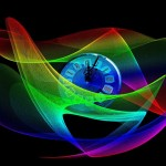 El tiempo podría tener la estructura de un cristal