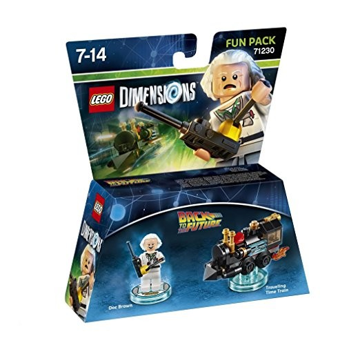 Lego-Dimensions-Fun-Pack-Doc-Brown-back-To-The-Future-Importacin-Inglesa-0