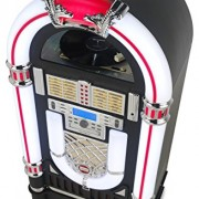 Ricatech-Jukebox-Rockola-Tocadiscos-Reproductor-memoria-USB-SD-AUX-CD-radio-AMFM-0-1