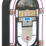 Ricatech-Jukebox-Rockola-Tocadiscos-Reproductor-memoria-USB-SD-AUX-CD-radio-AMFM-0-2