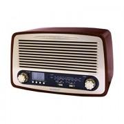Sunstech-RPR4000WD-Radio-de-sobremesa-AMFM-alarma-USB-SD-MMC-Aux-in-3-W-RMS-diseo-retro-de-madera-0