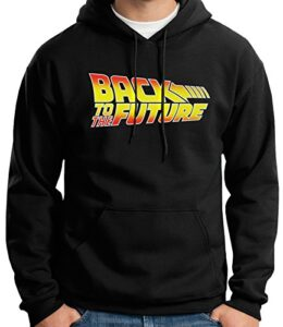 35mm-Sudadera-Con-Capucha-Back-To-The-Future-Regreso-Al-Futuro-Logo-Hoodie-0