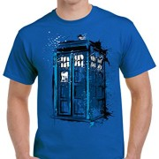 Camiseta-Doctor-Who-Time-and-Space-DrMonekers-0-0
