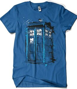 Camiseta-Doctor-Who-Time-and-Space-DrMonekers-0