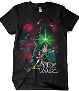 Camiseta-Star-Wars-Doctor-Who-Time-Wars-Fuacka-0