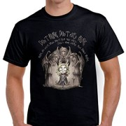 Camisetas-La-Colmena-1919-Parodia-Doctor-Who-Dont-Blink-Saqman-0-0