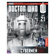 Coleccin-Figuras-de-Plomo-Doctor-Who-N-21-Cyberman-0-0