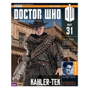 Coleccin-Figuras-de-Plomo-Doctor-Who-N-31-Kahler-Tek-0-0