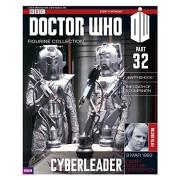 Coleccin-Figuras-de-Plomo-Doctor-Who-N-32-Cyber-Leader-0-0