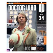 Coleccin-Figuras-de-Plomo-Doctor-Who-N-34-Fifth-Doctor-0-0