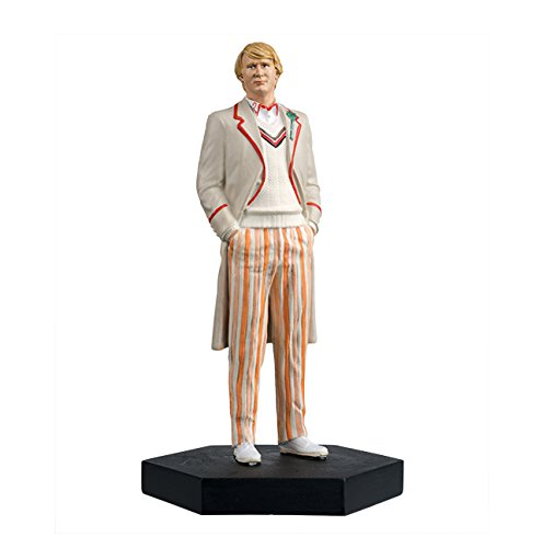 Coleccin-Figuras-de-Plomo-Doctor-Who-N-34-Fifth-Doctor-0