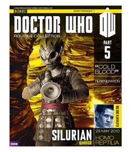 Coleccin-Figuras-de-Plomo-Doctor-Who-N-5-Silurian-0