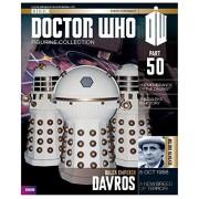 Coleccin-Figuras-de-Plomo-Doctor-Who-N-50-Dalek-Emperor-Davros-0-0
