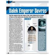 Coleccin-Figuras-de-Plomo-Doctor-Who-N-50-Dalek-Emperor-Davros-0-1