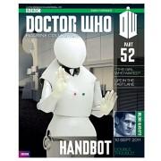 Coleccin-Figuras-de-Plomo-Doctor-Who-N-52-Handbot-0-1