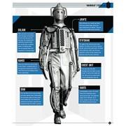 Coleccin-Figuras-de-Plomo-Doctor-Who-N-53-Moonbase-Cyberman-0-2