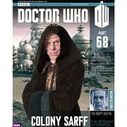 Coleccin-Figuras-de-Plomo-Doctor-Who-N-68-Colony-Sarff-0-2