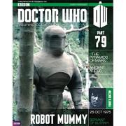 Coleccin-Figuras-de-Plomo-Doctor-Who-N-79-Robot-Mummy-0-1