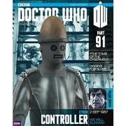 Coleccin-Figuras-de-Plomo-Doctor-Who-N-91-Cyber-Controller-0-2