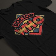 Doctor-Who-70s-Logo-Mens-T-Shirt-0-2