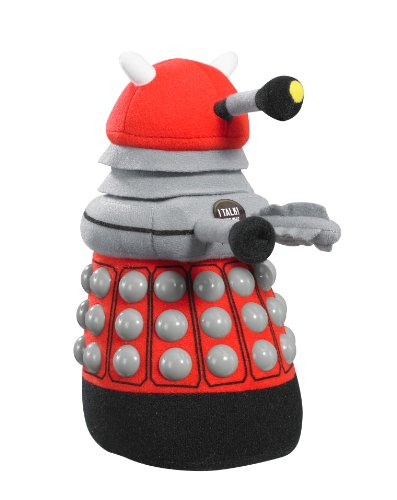 Doctor-Who-Underground-Toys-Peluche-Dalek-con-voz-y-sonido-en-ingls-color-rojo-0