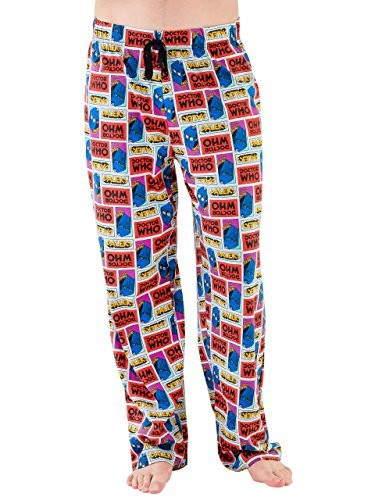 Doctor-Who-pantalones-del-pijama-para-Hombre-Doctor-Who-0