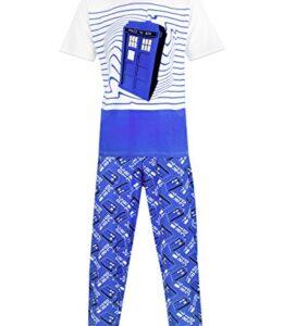 Dr-Who-Pijama-para-Hombre-Doctor-Who-0