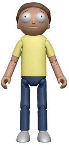Funko-Rick-Morty-Morty-45-Articulated-Action-Figure-0