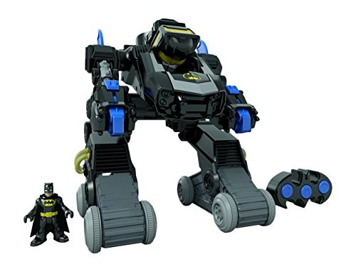 Imaginext-Batman-Bat-Robot-transformable-Juguete-para-nio-3-aos-Mattel-DMT82-0