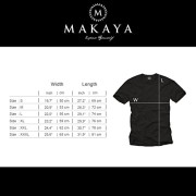 MAKAYA-Camisetas-Frikis-Hombre-Futuro-T-Shirt-Delorean-0-0