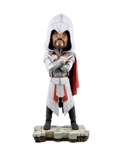 NECA-60825-Assassins-Creed-Brother-Hood-Headknocker-Figura-de-Ezio-0