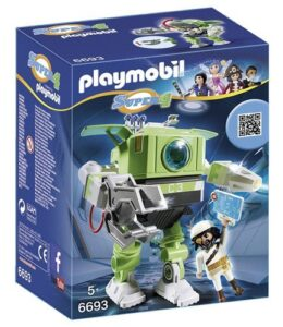 Playmobil-Cleano-Robot-playset-6693-0