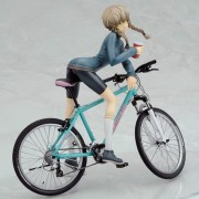 STEINS-GATE-mountain-bike-feather-bell-sound-ten-thousand-Ali-18-Scale-PVC-Figure-japan-import-0-0