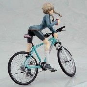 STEINS-GATE-mountain-bike-feather-bell-sound-ten-thousand-Ali-18-Scale-PVC-Figure-japan-import-0-2