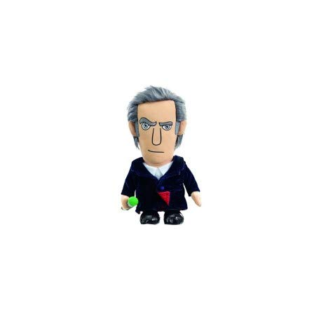 Underground-Toys-Peluche-Clip-On-Doctor-Who-12th-Doctor-Sonore-10cm-0882041018899-0