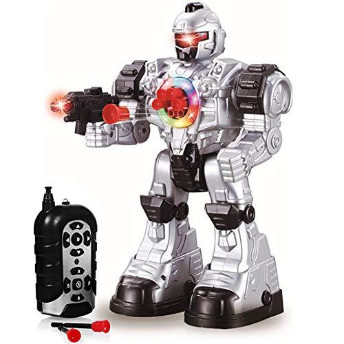 deAO-Robot-Teledirigido-Beast-Ares-Interactivo-con-Acciones-Mltiples-y-Efectos-de-Luz-y-Sonido-Incluye-Dardos-de-Plstico-0