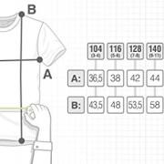 style3-DMC-12-Cianotipo-Camiseta-Para-Nios-T-Shirt-Fotocalco-Azul-0-2