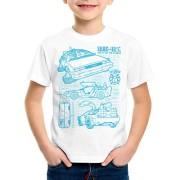 style3-DMC-12-Cianotipo-Camiseta-Para-Nios-T-Shirt-Fotocalco-Azul-0-3