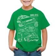style3-DMC-12-Cianotipo-Camiseta-Para-Nios-T-Shirt-Fotocalco-Azul-0-6