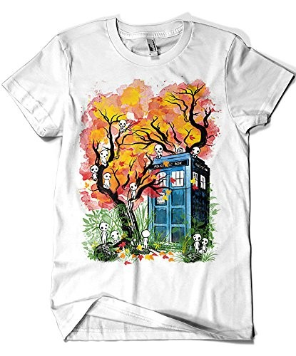 3438-Camiseta-Premium-Doctor-Who-The-Doctor-in-The-Forest-DrMonekers-0