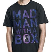 Doctor-Who-Mad-Man-with-A-Box-Camiseta-Negro-XXL-0-2